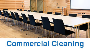 commercial cleaning bedfordshire