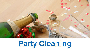 Party-cleaning