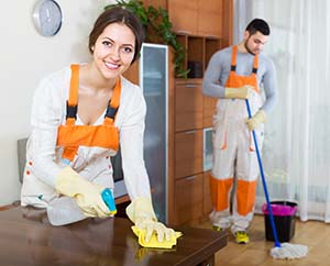 Home Domestic cleaners bedford